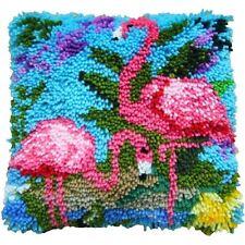 Latch Hook Kit Birds 12