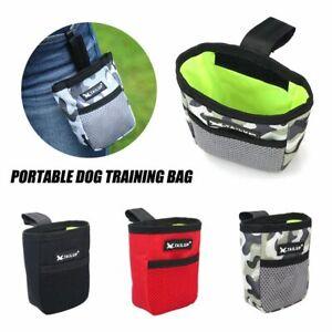 Poly Treat Bag Walking Snack Treat Dog Training Supplies Dog Trainings Bag