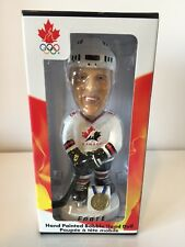 Team Canada Adam Foote Bobblehead 2002 Salt Lake Olympics New