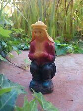 Caganer, Pooping figure. Portal de Belén. Spanish Christmast figurine . Pastor