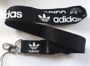 Adidas  lanyard, ID, Key, Phone Key Chain Holder , Fast Delivery UK