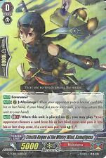 CARDFIGHT VANGUARD: STEALTH ROGUE OF THE WINTRY WIND, KAMOJIGUSA G-TCB01/028EN R
