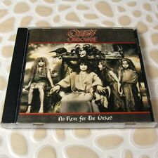 Ozzy Osbourne - No Rest For The Wicked JAPAN CD #101-3