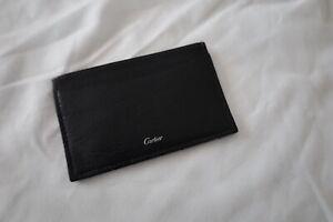 Black Cartier Card Case / Wallet