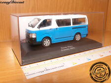 TOYOTA HIACE TAXI CAB 1:43 LUANDA 2004 MINT WITH BOX ART!!!