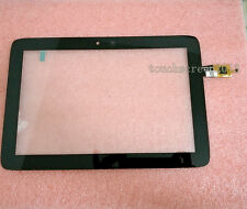For HP Slate 10 HD Slate10 HD black New digitizer Touch Screen replacement Part