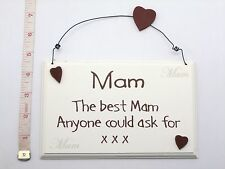 The Best Mam Wall Plaque Christmas Filler Gift Ideas for Her & Grandparents