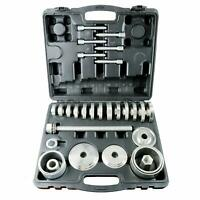 31pcs Front Wheel Drive Wheel Bearing Puller Installation Removal Tool Set NEW
