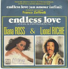 BO FILM OST ENDLESS LOVE AMOUR INFINI DIANE ROSS + L. RICHIE PORT A PRIX COUTANT