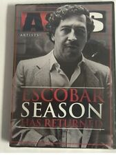 Pablo Escobar - Has Returned - New Factory Sealed DVd