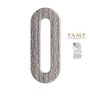 PAMP SUISSE FORS COLLECTION 4g PURE Pd PALLADIUM CHARM PENDANT TALISMAN *RARE*