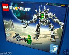 21109  EXO SUIT LEGO CUUSOO IDEAS - sealed new NISB 321 pc retired
