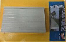 Walthers 933-1041 Double Track Truss Bridge Pier Ho Scale