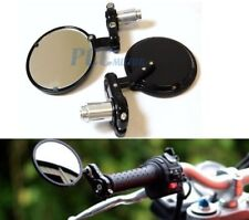 """7/8"""" HANDLEBAR CNC Bar End Mirror 3"""" FOR MOTORCYCLE SCOOTER MOPED V MI04"""