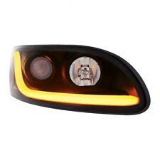 """""""Blackout"""" Peterbilt 386/387 Projection Headlight - Passenger"""