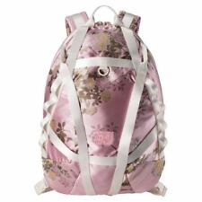 NWT PUMA FENTY by Rihanna Parachute Backpack Large Size Silver Pink + Dust Bag