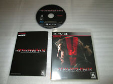 METAL GEAR SOLID V THE PHANTOM PAIN  / SONY PLAYSTATION 3 JAP