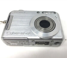 Sony Cyber-shot DSC-S700 7.2MP Digital Camera - Silver Q4a