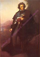 CARTE POSTALE ART TABLEAU GIRODET BONCHAMPS Charles Melchior Arthus