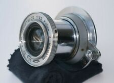 INDUSTAR 22 Russian collapsible 3.5/50 lens for FED LEICA M39 mount