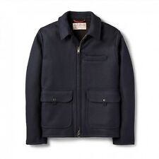 FILSON Anchor Point Jacket, 24-oz. Mackinaw Wool - Made in USA