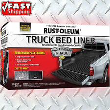 Rust-Oleum Truck Bed Liner Ute Tray Matt Tub Paint Rubberised Epoxy Coating