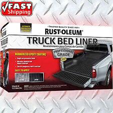 Rust-Oleum Truck Bed Liner Paint Kit Ute Tray Mat Tub Rubberised Epoxy Coating