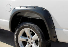 PAINTED FENDER FLARES DODGE RAM 2500 3500 2010-2016 RIVETED/POCKET NEW