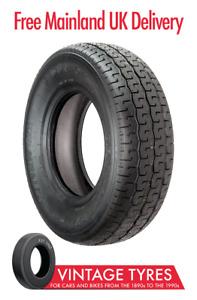 Dunlop SP R7 165/70R10 72H Tyre - Vintage race style Mini tyre - 165/70HR10