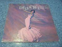 """Della reese """"Waltz Wth Me, Della"""" RCA VICTOR MONO LP LPM-2711 W/ORIG. INNER SLEE"""