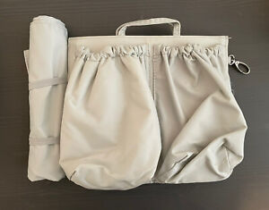 Life in Play Tote Savvy Mini - Diaper Bag Organizer Insert - Grey