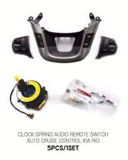 OEM Clock Spring Audio Remote Switch Auto Cruise Control For KIA 2012 - 2017 Rio