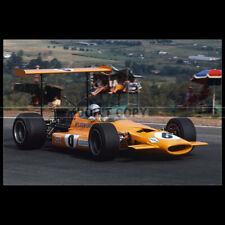 Photo A.007719 MCLAREN M7B 1969 BRUCE MCLAREN GP F1 GRAND PRIX