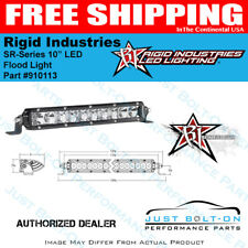 "Rigid Industries SR-Series Pro 10"" Flood #910113"