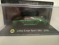 LOTUS  Exige Sport 380-2016 1/43 SuperCars