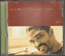 ART PORTER For Art's Sake CD 10 track 1998 VERVE U.S.A.