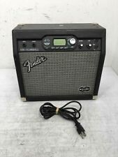 Fender G-Dec 15 Guitar Digital Entertainment Center Guitar Amplifier