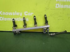 VAUXHALL CORSA (03-06) FUEL INJECTOR RAIL AND INJECTORS 0280151208