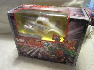 Marvel Machines Captain America's Freedom Flyer Model Kit