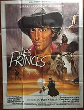 Plakat die Prinzenzepter Gérard Darmon Tony Gatlif 120x160cm *