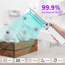 Portable UV Wand Germicidal Lamp Folding UVC Sterilizer Lights Home Travel Car