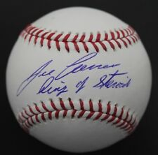 Jose Canseco 'KING OF STEROIDS' Autographed Signed MLB Baseball JSA COA G