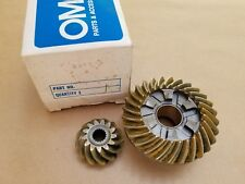New OEM OMC P/N 395010 0395010 Gear Set for 1985 120 & 140 HP Evinrude Johnson