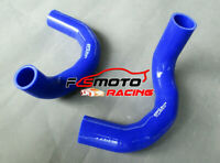Silicone radiator hose kit fit for HOLDEN EH 149 179 BLUE