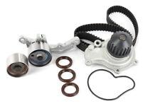Engine Timing Belt Kit with Water Pump-VIN: X, DOHC, 16 Valves DNJ TBK151AWP
