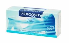 **Floragyn Ovuli -6 x 2 gr. restores the physiological pH-soothes repairs- heals