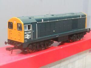 HORNBY RAILWAYS  MODEL No.R.2761 BR CLASS 20 BO-BO DIESEL  LOCO  VN MIB
