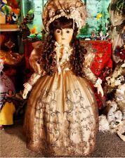 Pat Loveless Antique Reproduction Bru Jne 36in Victorian French BeBe Porcelain