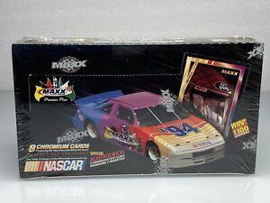 1994 Maxx Racing Premier Plus 200 Card Chromium Set Box Factory Sealed *Kulwicki