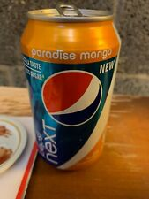 Pepsi Next Paradise Mango Soda Can Rare (Make an offer)